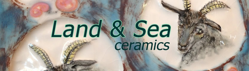 Land & Sea ceramics
